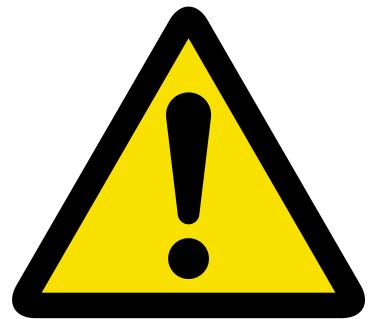 一般警告標識